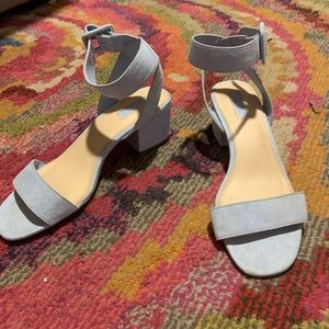 Shoes - Baby blue sandals
